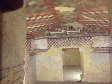 Tarquina Tomb
